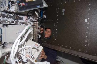 Space Station Crew to Test New Oxygen Generator