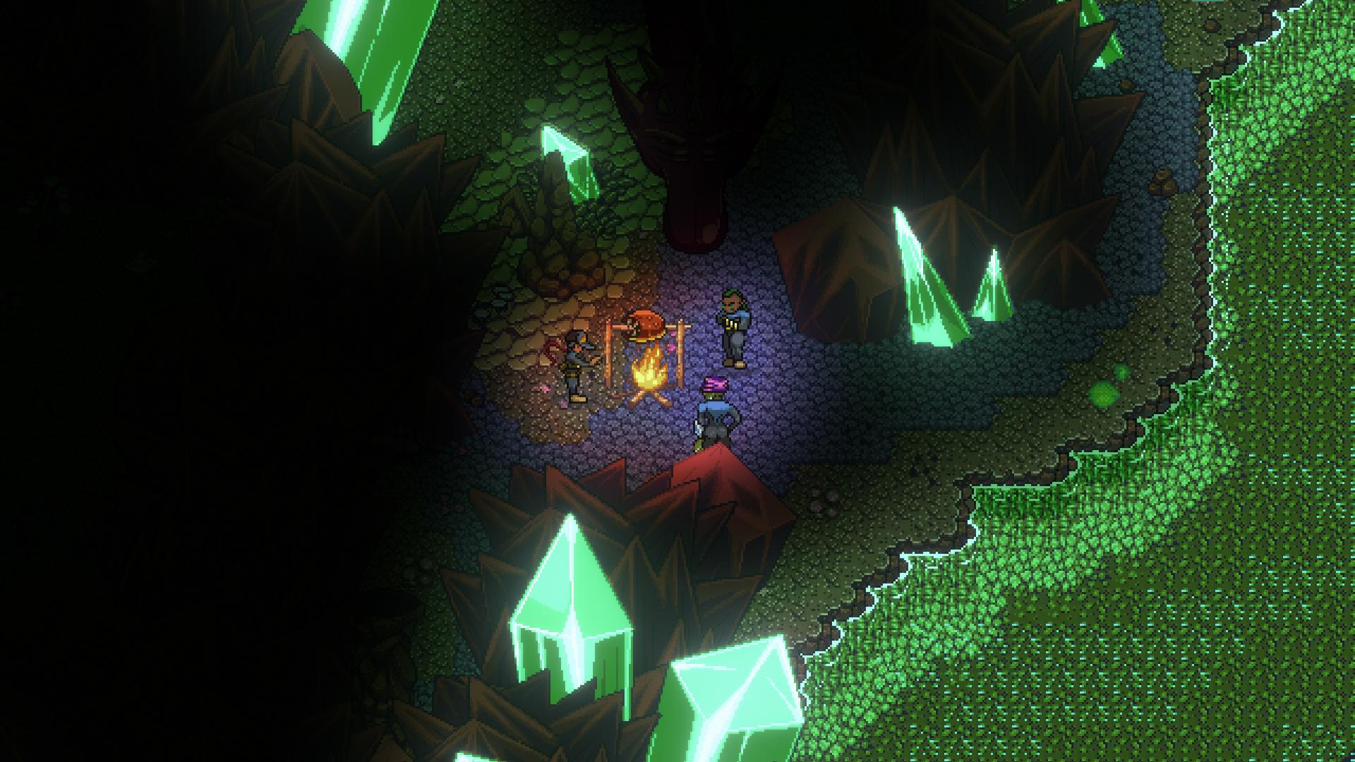 Celestial Tear Lost World by White Guardian Studios