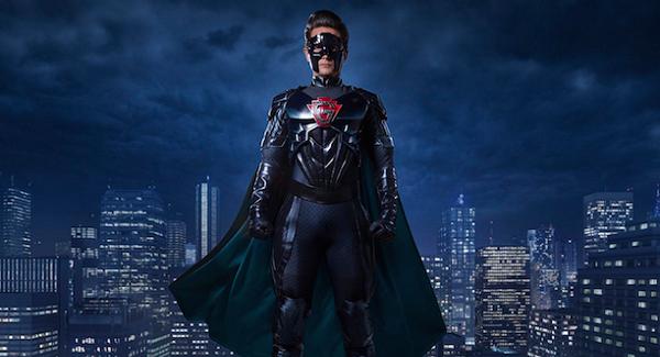 doctor who superhero