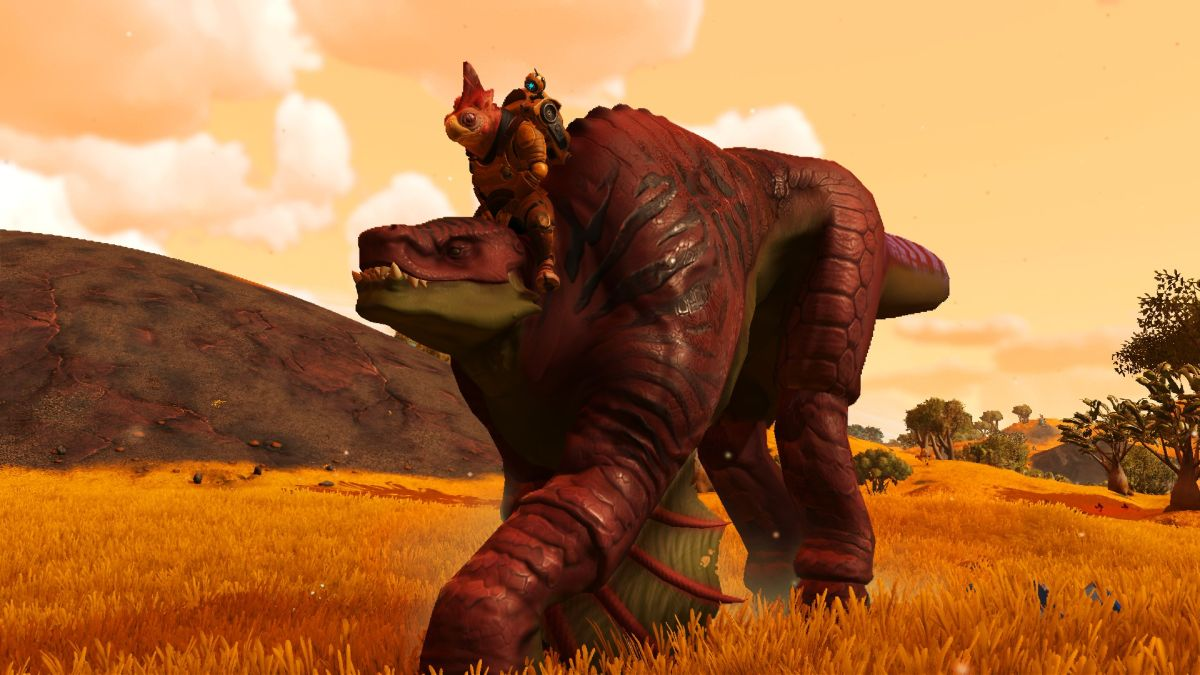 No Man's Sky update adds ultrawide monitor support to test branch
