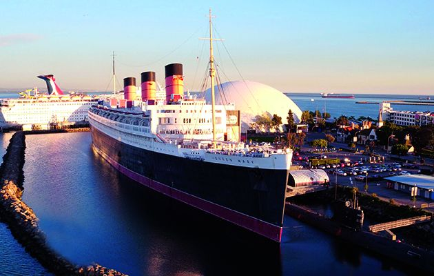 What's the inside story of the stateliest liner ever to sail the seas? After lifting the lid on the Royal Yacht last week, Rob Bell turns to the RMS Queen Mary.