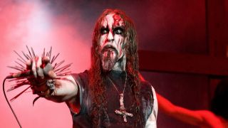 Gaahl live photo