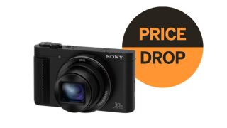 Grab the Sony Cyber-Shot HX90 for only £175 in this amazing Cyber Monday deal!