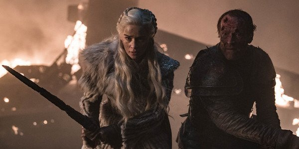 game of thrones season 8 episode 3 the long night battle of winterfell dany ser jorah hbo