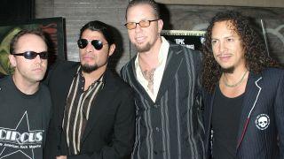 Metallica in 2004