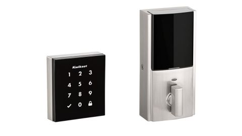 Kwikset basic smart lock