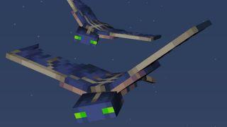 Minecraft Phantom membrane uses