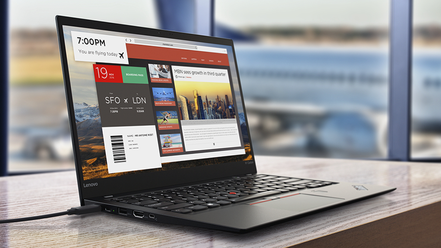 best Windows pro laptop: Lenovo ThinkPad X1 Carbon