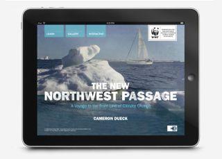 Northwest Passage iPad App screenshot