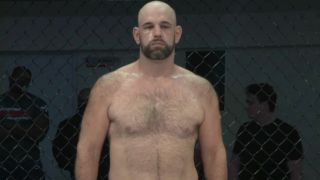 Justin Thornton shirtless fight