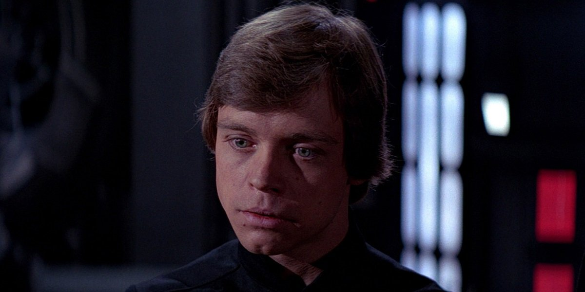 Luke Skywalker Star Wars: Return Of The Jedi