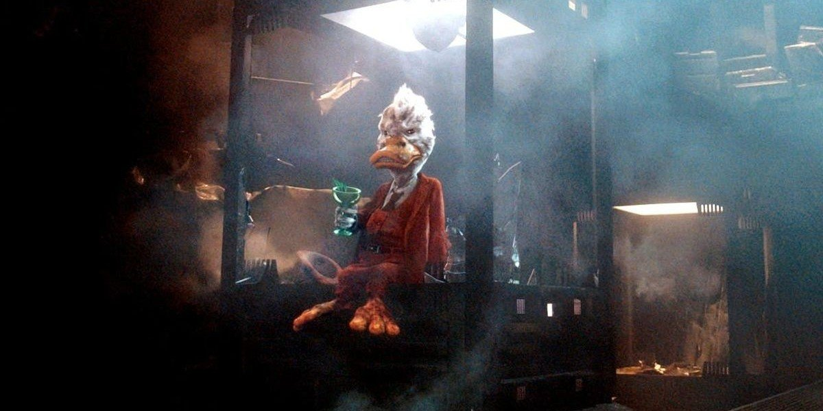 How Guardians Of The Galaxy's James Gunn and Seth Green Created His 'Sarcastic' Take On Howard The Duck