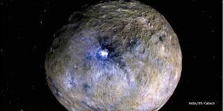 Dawn spacecraft asteroid missions