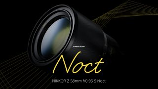 Nikon goes 8K… with the $7,999 Nikkor Z 58mm f/0.95 S Noct lens