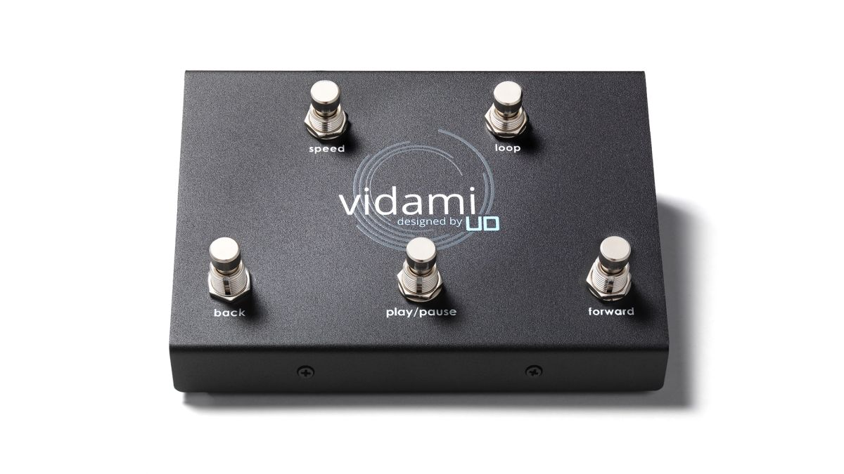 NAMM 2020: Accelerate your guitar learning with the Utility Design Vidami video looper pedal
