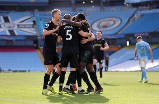 Manchester City v West Ham United – Premier League – Etihad Stadium
