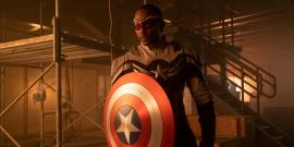 Looks Like Anthony Mackie's Next Captain America Appearance Has Been Lined Up