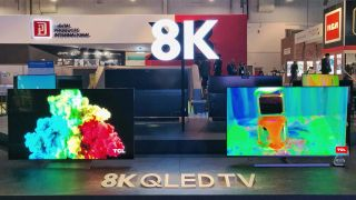 TCL shows off 8K QLED TVs at CES 2020