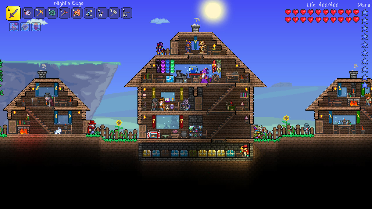Terraria has sold more than 20 million copies | PC Gamer