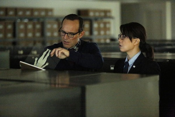 Coulson and May