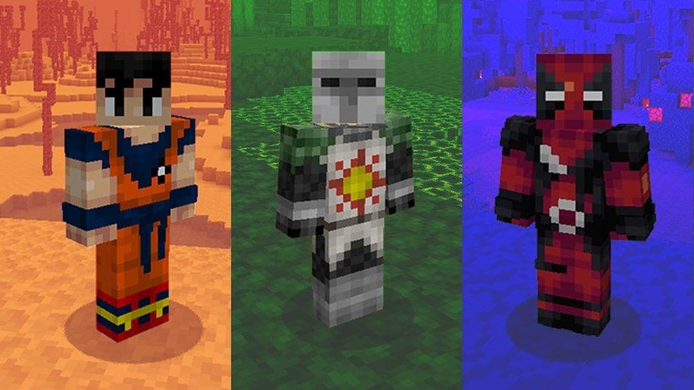 Best Minecraft Skins Pc Gamer
