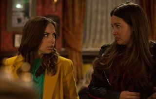 EastEnders - Ruby and Stacey see Martin, Matt and Ross