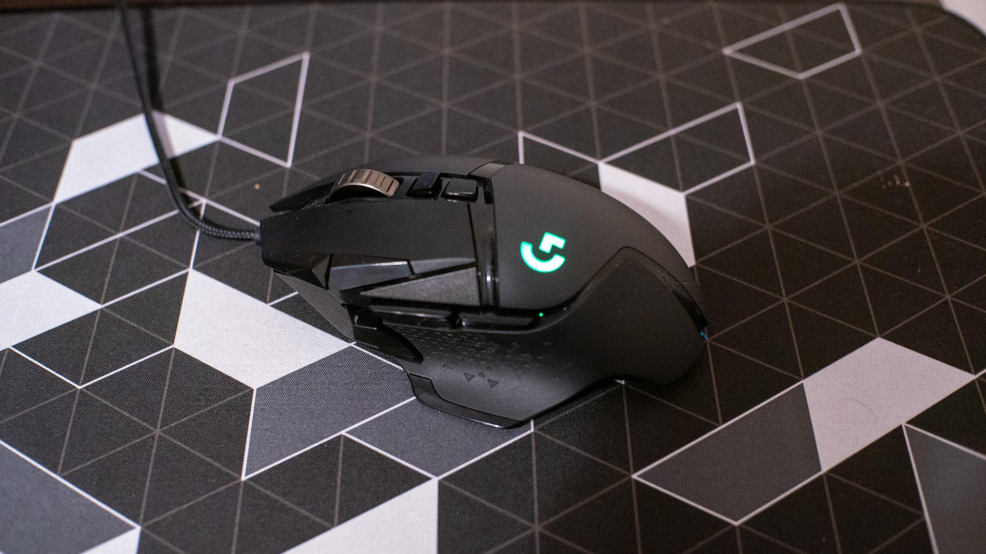 Logitech G502 Hero Review Techradar
