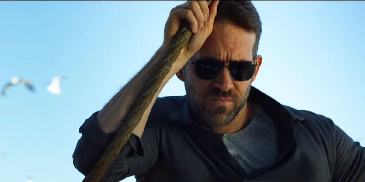 Ryan Reynolds in Six Underground