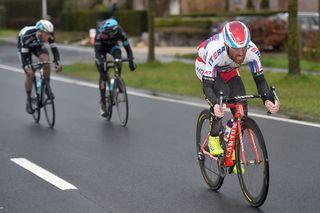 Cycling: 77th Gent - Wevelgem 2015 PAOLINI Luca (Ita)/ Gent - Wevelgem (233Km)/ Ghent Gand / Flanders Classics (c) Tim De Waele
