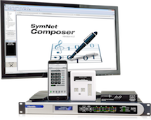 Symetrix SymNet Composer Third-Party Integration and Control Options