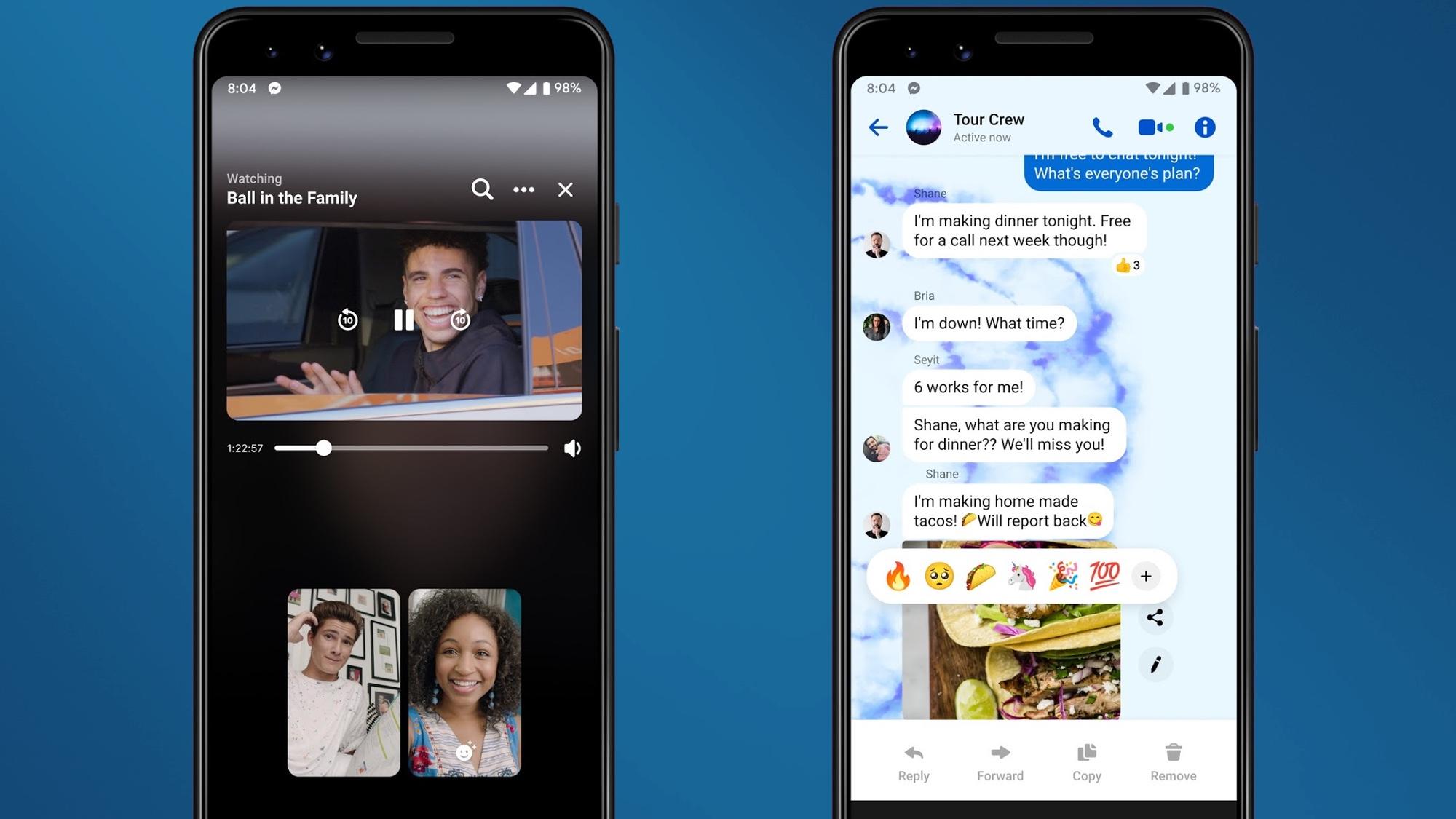best chat apps facebook messenger