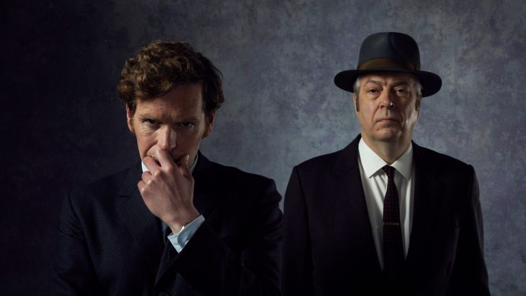 endeavour main characters