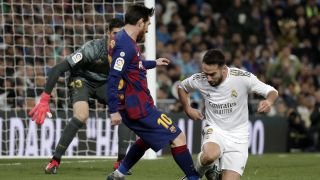 barcelona vs real madrid live stream