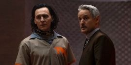 Tom Hiddleston's Loki Sets Up Owen Wilson's Mobius And Blasts Through Time In New Disney+ Trailer