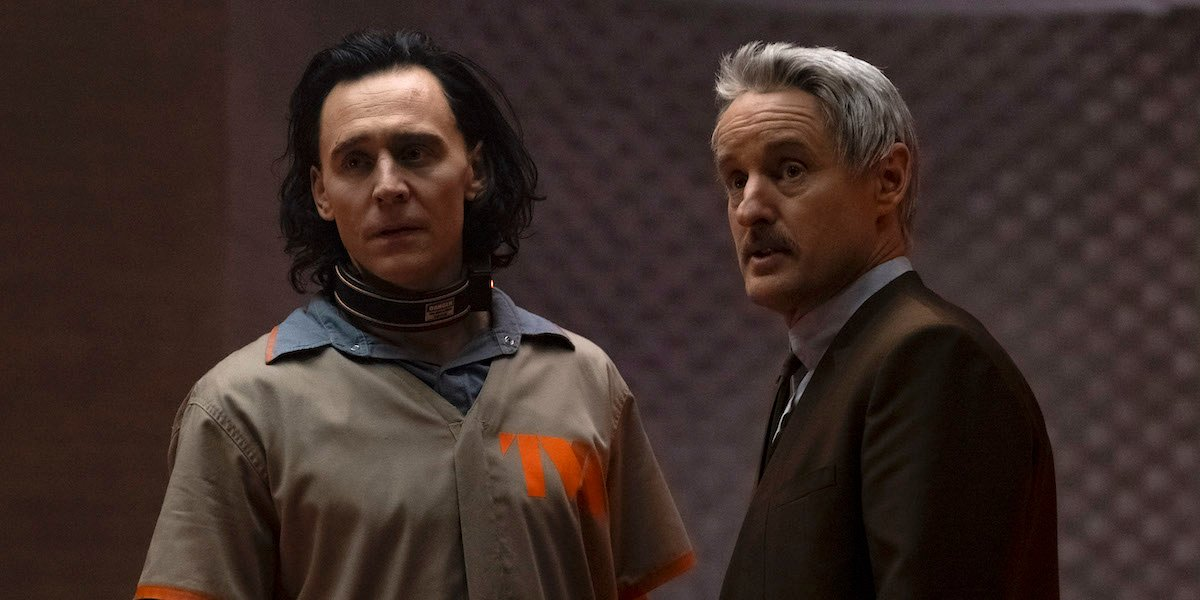 tom hiddleston's loki and owen wilson's mobius in loki trailer