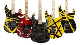 Eddie Van Halen Charvel Art Series