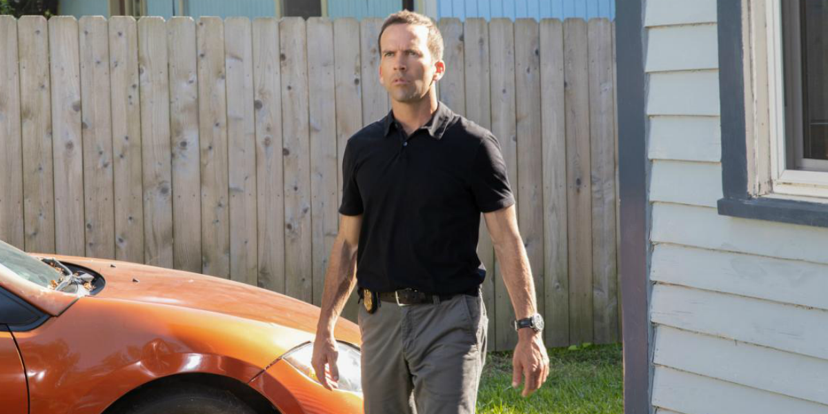 NCIS New Orleans Christopher LaSalle Lucas Black CBS