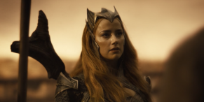 Aquaman 2's Amber Heard Shares Awesome Training Video, Does Mera Have A New Weapon?