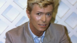 Bowie in 1983