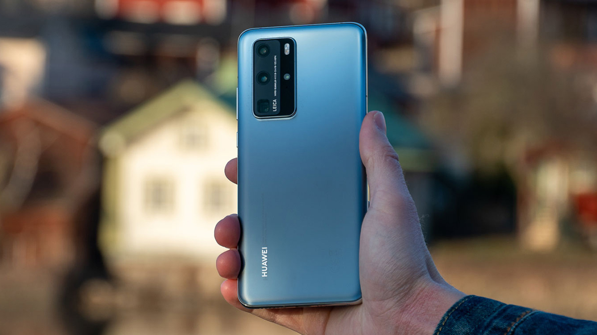 Huawei P50 Pro shows up in an unofficial render thumbnail