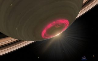 Hot New Mystery Surrounds Saturn