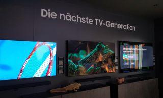 Die neue TV Generation von Samsung