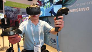 Immersive Technologies Pavilion Offers Hands-On VR, AR Demos