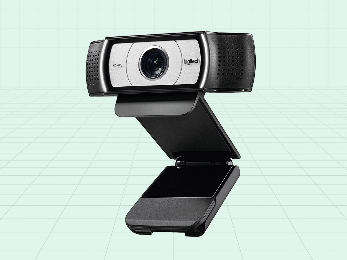 best webcams: Logitech C930