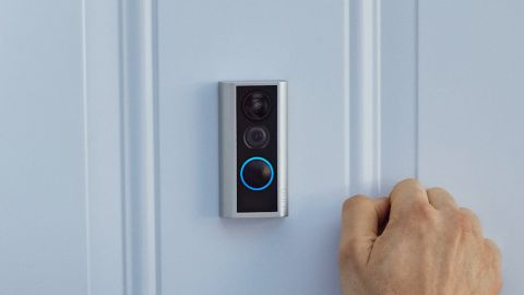Ring Door View Cam Hands On Review Techradar
