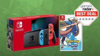 Nintendo Switch deal gets you free Pokemon Sword or Shield for £279 - why wait for Black Friday?