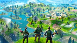 Fortnite Chapter 2 Gets Some New Australian Art Gamesradar