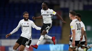 Cardiff City v Fulham – Sky Bet Championship – Play-Off – First Leg – Cardiff City Stadium