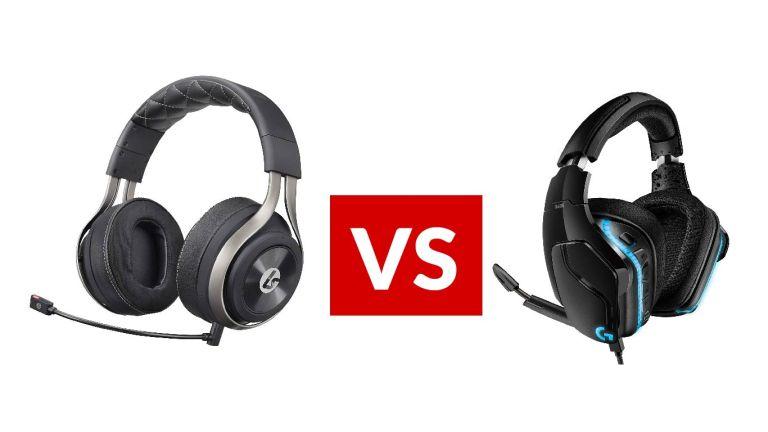 LucidSound LS50X vs Logitech G635 7.1 LIGHTSYNC