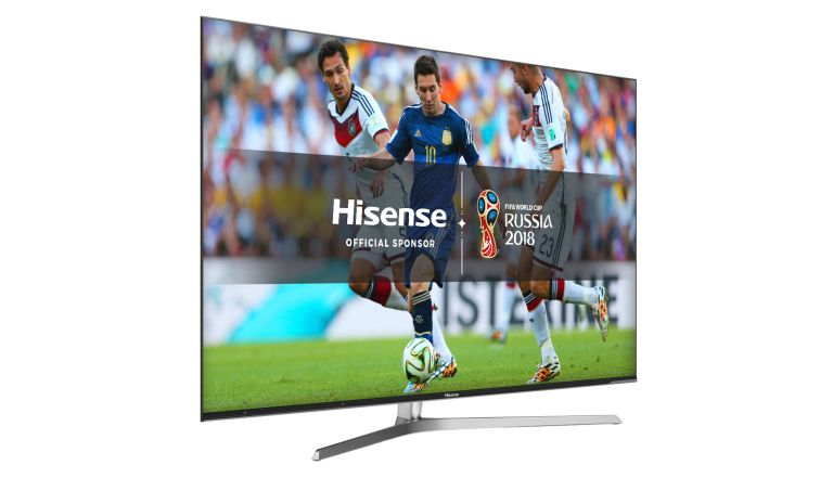 Hisense U7A 4K HDR 55-inch TV review: World Cup quality at a League
